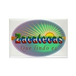 Zacatecas Que Lindo Rectangle Magnet (10 pack)