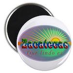 Zacatecas Que Lindo Magnet