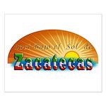 Naci en Zacatecas Small Poster