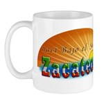 Naci en Zacatecas Mug