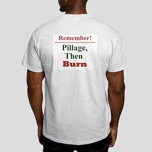 Pillage Ash Grey T-Shirt
