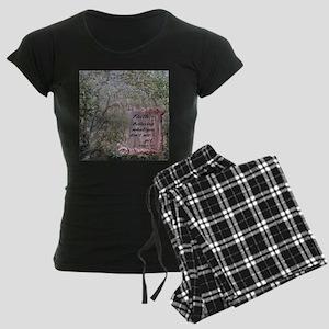 Faith Scroll Pajamas