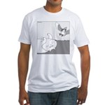 Mitzy (No Text) Fitted T-Shirt