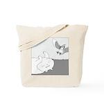 Mitzy (No Text) Tote Bag
