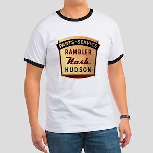 Nash Rambler Hudson Service Ringer T
