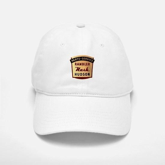 Nash Rambler Hudson Service Baseball Baseball Cap