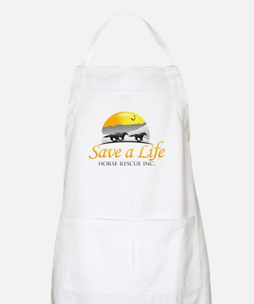 Save A Life Horse Rescue Apron