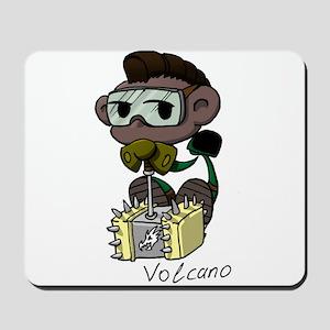 Volcano Mousepad