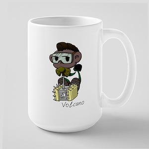 Volcano Large Mug