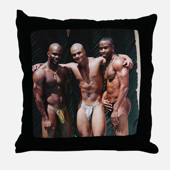 The 3 Kings Throw Pillow