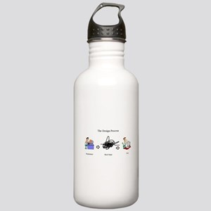 The Design Process Stainless Water Bottle 1.0L