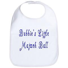 Little Matzah Ball Bib