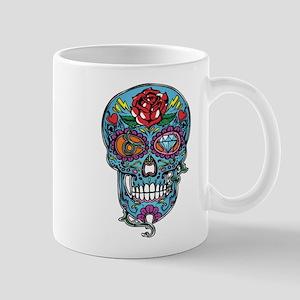Skull & Rose Mug