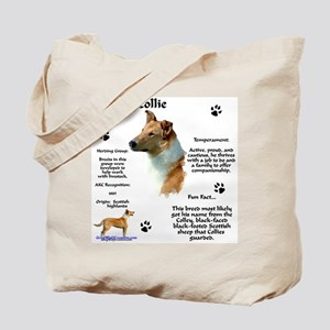 Collie 2 Tote Bag