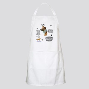 Collie 2 BBQ Apron