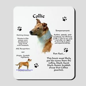 Collie 2 Mousepad