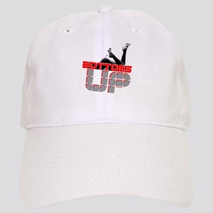 Bottoms UP (red) Cap