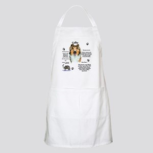 Collie 1 BBQ Apron