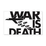War is Death 22x14 Wall Peel
