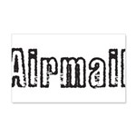 Airmail 20x12 Wall Decal