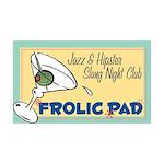 Frolic Pad 38.5 x 24.5 Wall Peel