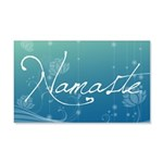Namaste 20x12 Wall Decal