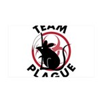 Team Plague 38.5 x 24.5 Wall Peel