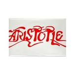 Aristotle Rectangle Magnet (100 pack)