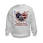 Neka's Custom Homecoming Kids Sweatshirt