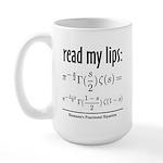 Riemann Functional Equation Large Mug