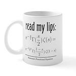 Riemann Functional Equation Mug