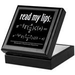 Riemann Functional Equation Keepsake Box