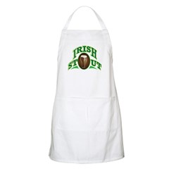 Irish Stout Apron
