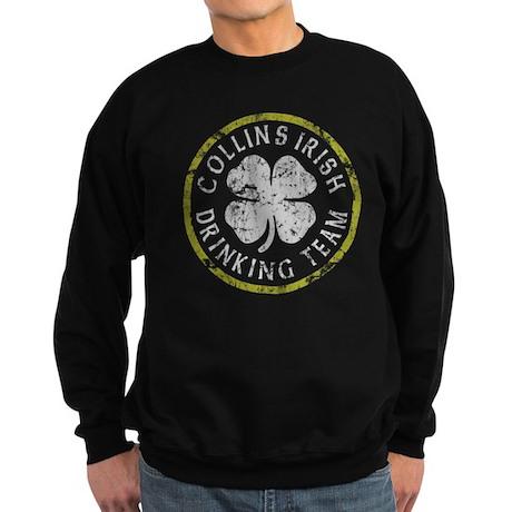 Collins Irish Drinking Team Sweatshirt (dark)