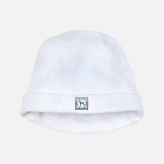 Weimaraner Lattice baby hat