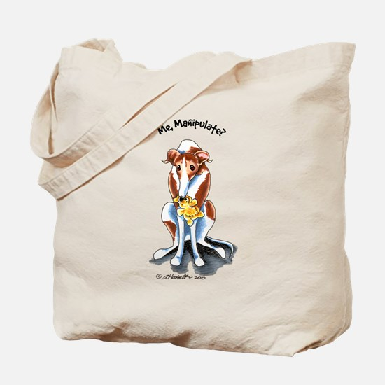 Greyhound Funny Tote Bag