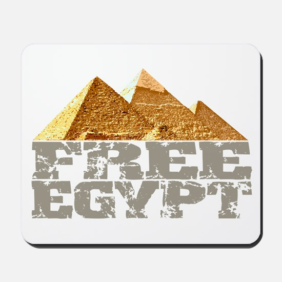 Free Egypt Mousepad