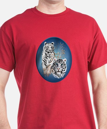 White Tigers Shirts T-Shirt