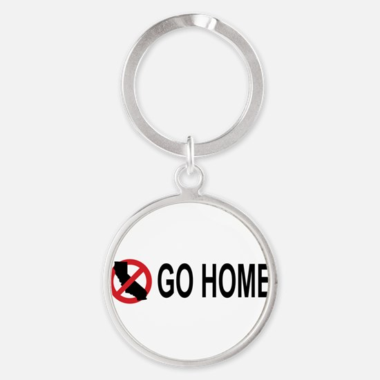 go home Keychains
