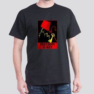 Freedom is Key Dark T-Shirt