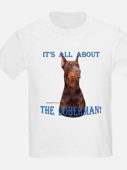 Dobie 5 Kids T-Shirt