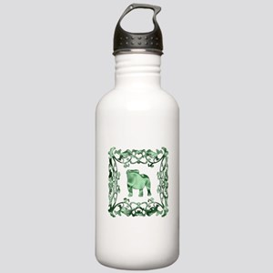 Bulldog Lattice Stainless Water Bottle 1.0L