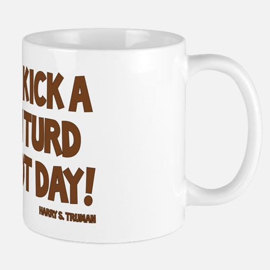 Harry Truman - Fresh Turd Mug