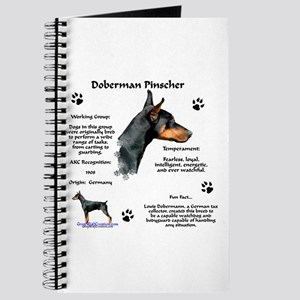 Dobie 1 Journal