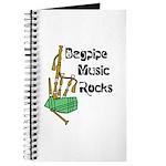 Bagpipe Music Rocks Journal