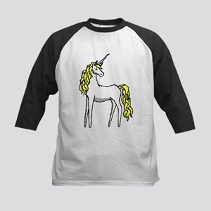Unicorn! Kids Baseball Jersey