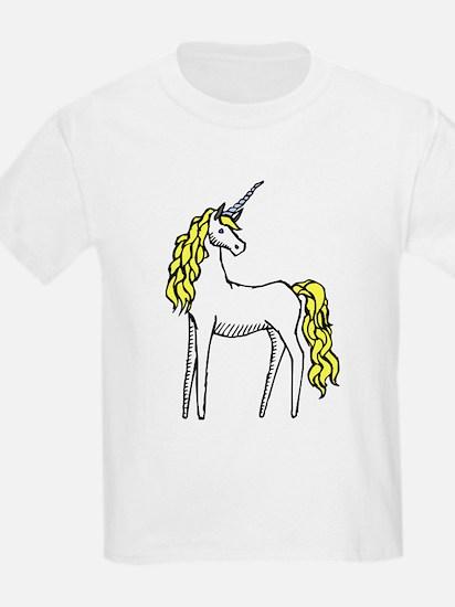 Unicorn! Kids T-Shirt