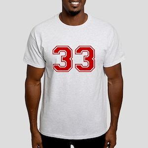 No. 33 Light T-Shirt