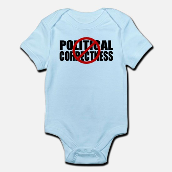 No Political Correctness Infant Bodysuit