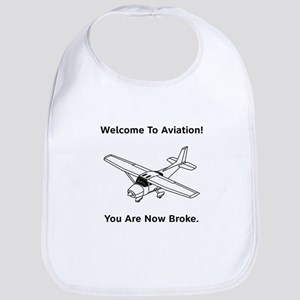 Aviation Broke Style B Bib
